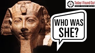 Erased from History: Hatshepsut, The Bearded Female King of Egypt