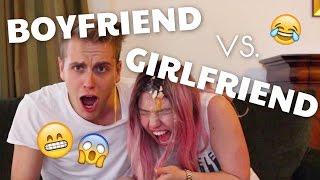 BOYFRIEND vs. GIRLFRIEND CHALLENGE EXTREME ♥ BibisBeautyPalace