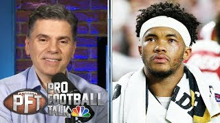 PFTOT: How will first round of the 2019 NFL Draft unfold? | NBC Sports