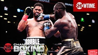 Deontay Wilder KOs Dominic Breazeale in Round 1   SHOWTIME CHAMPIONSHIP BOXING