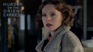 """Murder on the Orient Express   """"Keep Guessing"""" Review TV Commercial   20th Century FOX"""