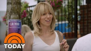 Debbie Gibson Talks About Her Hallmark Movie, 'Wedding Of Dreams,' With Beloved Dog In Tow | TODAY