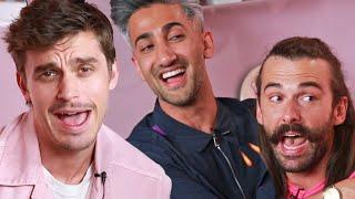 "The ""Queer Eye"" Guys Make A BuzzFeed Quiz"