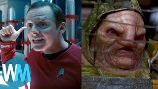 Top 10 Actors in Both Star Wars in Star Trek
