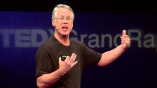 Reality reconciles science and religion: Michael Dowd at TEDxGrandRapids