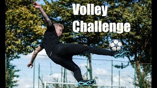 VOLLEY CHALLENGE vs MAXPOWER - New Balance Blackoutsquad