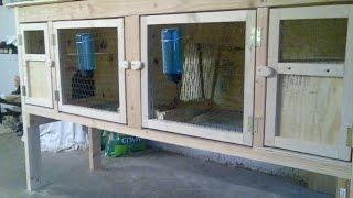 kaninchenstall bauen oder doch kaufen teil 3. Black Bedroom Furniture Sets. Home Design Ideas