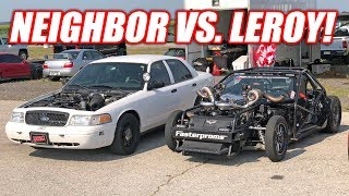Roll Racing with Neighbor, Leroy, SketchyVert and 1320Video