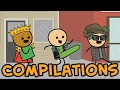 Cyanide & Happiness Compilation - #1mp3