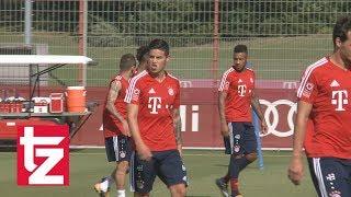 FC Bayern: James geht auf Weltreise, Unmut bei Jupp Heynckes