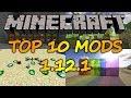 Top 10 Minecraft Mods (1.12.1) - 2017mp3