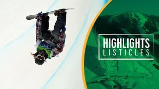Top 5 Most Incredible Moments in Olympic Men