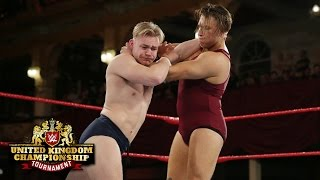 Tyler Bate and Pete Dunne battle to become the first champion: WWE United Kingdom Tournament