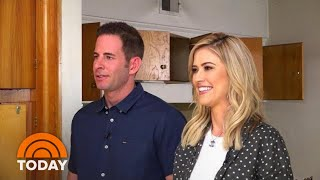 Tarek And Christina El Moussa Talk HGTV Flip Or Flop, And Working Together After Divorce | TODAY