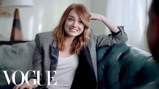 "Vogue Original Shorts: Emma Stone Stars in ""A Way In"""
