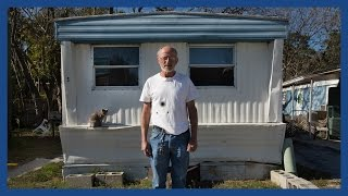Trailer park millionaires | Guardian Features
