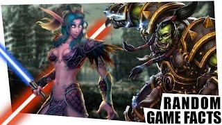Star Wars versteckt sich in World of Warcraft... und Zombie-Elefanten - Random Game Facts #67