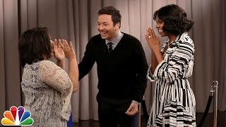 Michelle Obama Surprises People Recording Goodbye Messages to Her