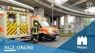 Neuss: Tödlicher Motorradunfall – das ist die Unfallstrecke