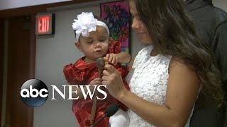 One little girl in need of a temporary home, finding a forever family instead