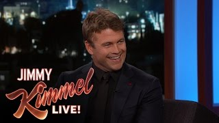 Luke Hemsworth Makes Brothers Chris and Liam Cry