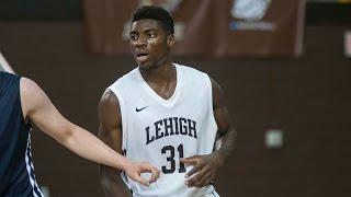 Jesse Chuku lives out basketball dreams at Lehigh