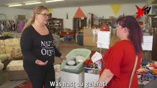 Leben in der Platte - Ilka Bessin besucht Halle-Neustadt | stern TV-Trailer (16.08.2017)