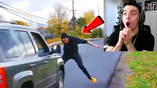 REACTING TO NEAR DEATH EXPERIENCES..(CRAZY)