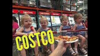 SWIMMING AND COSTCO IN ONE DAY!