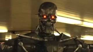 Terminator Salvation T-600 Toronto Tour