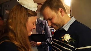 This Couple Got Married in a Truly One-of-a-Kind Way, and the Reason Why Is Beautiful