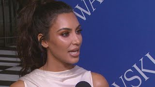 Kim Kardashian Admits She Screamed and Cried Following Kanye West