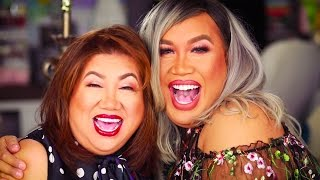 MAKEOVER ON MY MOM | PatrickStarrr