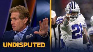 Jerry Jones continues to defend Ezekiel Elliott, says NFL needs