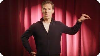 """Benedict Cumberbatch Performs """"I"""