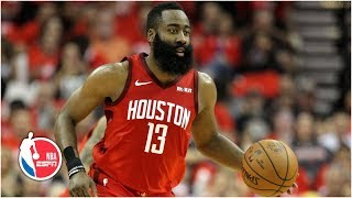 James Harden and the Rockets finish off the Jazz in Game 5 | 2019 NBA Playoff Highlights