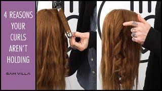 4 Reason your curls aren