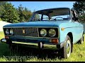 Testing Soviet Vihecle Lada Vaz 2106 in ...mp3