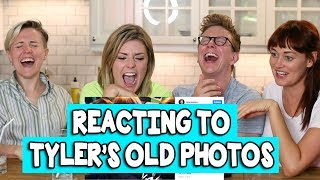 REACTING TO TYLER