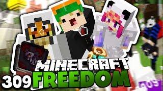 MAUDADO HEIRATET CANDY! ✪ Minecraft FREEDOM #309 DEUTSCH   Paluten