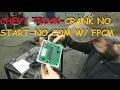 Chevy / GMC Truck: Crank No Start No Com...mp3