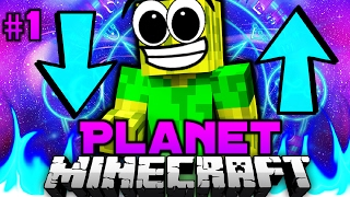 WELTRAUM und SONNENSYSTEM?! - Minecraft Planet #01 [Deutsch/HD]