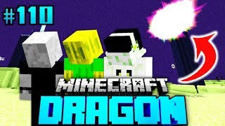 Das ENDE von DRAGON?! - Minecraft Dragon #110 [Deutsch/HD]