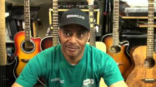 True Story! What Is The Difference Between A $100 Guitar And A $1000 Guitar? EricBlackmonMusic