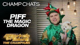 Piff The Magic Dragon Recalls Heidi