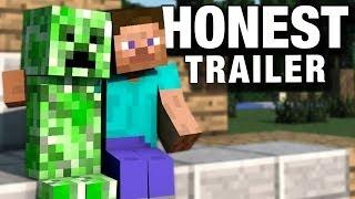 MINECRAFT (Honest Game Trailers)