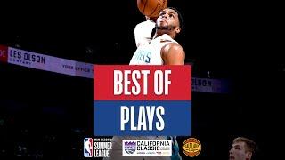 The BEST Plays! | 2019 NBA Summer League