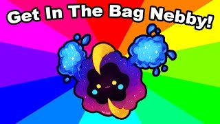 What is get in the bag nebby? The meaning and origin of the Pokemon Sun and Moon meme