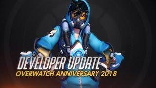 Developer Update   Overwatch Anniversary 2018   Overwatch