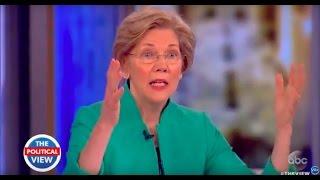 Sen. Elizabeth Warren Weighs In On Trump